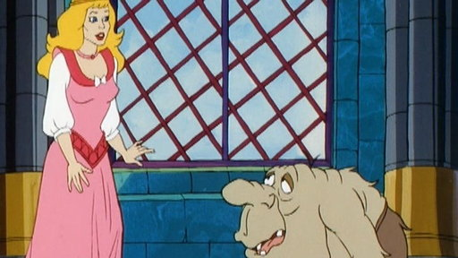 S1E40 The Princess and the Troll