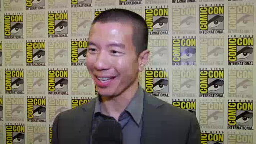 S1E0 Reggie Lee at Comic Con