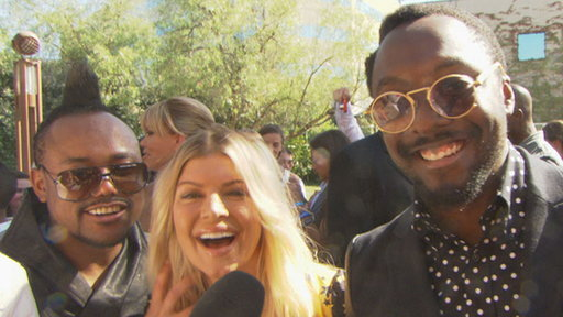 S0E3892 The Black Eyed Peas Shoot Down Breakup Rumors