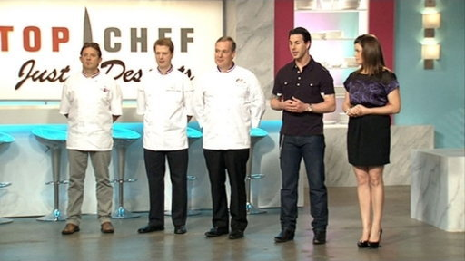 S02E10 Three of the Greatest Pastry Chefs On Earth