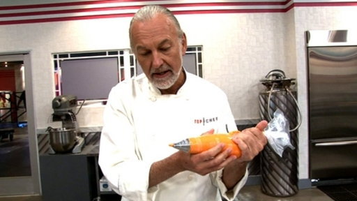 S02E10 Using a Pastry Bag With Hubert Keller