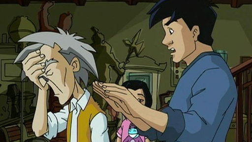 Jackie Chan Adventures - 02x17 Armor of the Gods