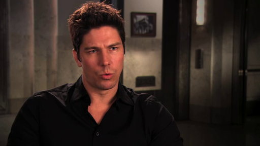 S02E0 Michael Trucco Interview
