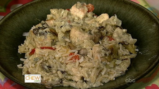 S01E133 Chicken and Wild Rice Casserole