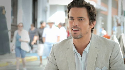 S04E0 Matt Bomer Season 4 Interview