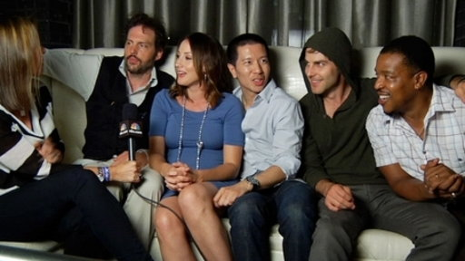 S1E0 Grimm Cast Tells All