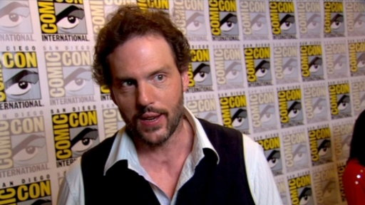 S1E0 Silas Weir Mitchell at Comic-Con