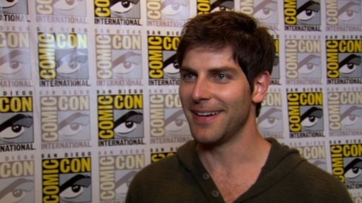 S1E0 David Giuntoli at Comic Con