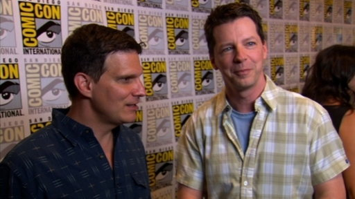 S1E0 Sean Hayes and Todd Milliner Interview