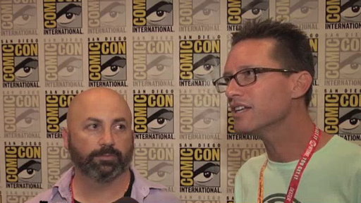S7E0 Matt and Mike at Comic-Con