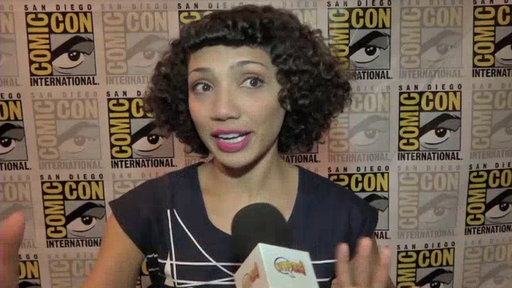 S4E0 Jasika Nicole in the Press Room
