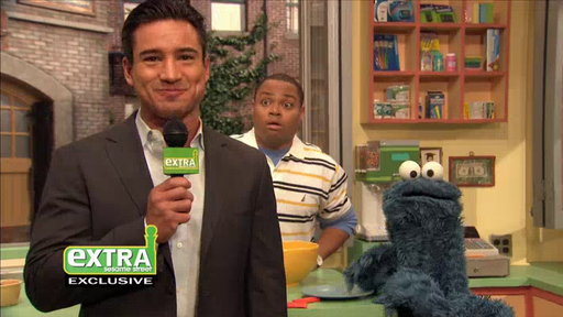 "S43E485 Mario Lopez in ""Me Am What Me Am."""