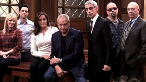 S14E05 SVU Celebrates Their 300th Episode!