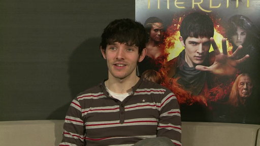 S5E4 Colin Morgan Talks Episode 504
