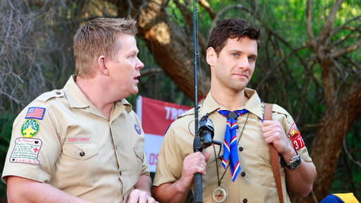 S1E20 About a Boy Scout
