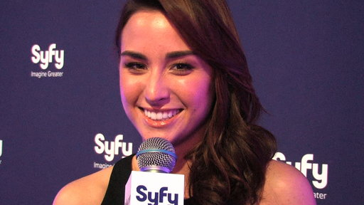 S4E0 Allison Scagliotti Responds to You!