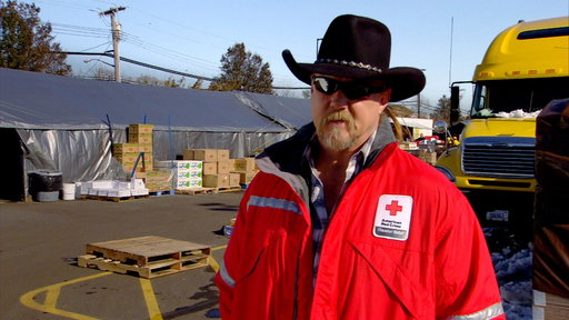 S13E8 Trace Pays a Visit to the Red Cross