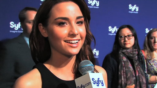 S4E0 Allison Scagliotti from the Red Carpet - Exclusive Interview