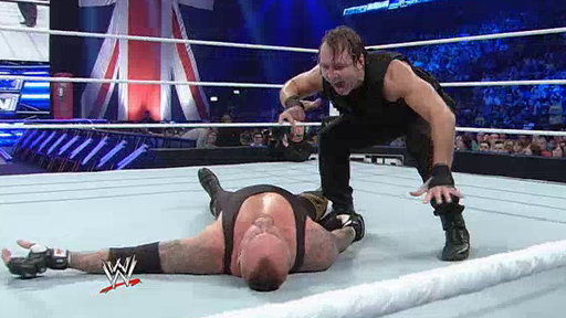 S15E714 The Undertaker vs. Dean Ambrose
