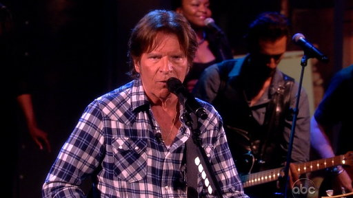 S16E168 John Fogerty Performs a Medley!