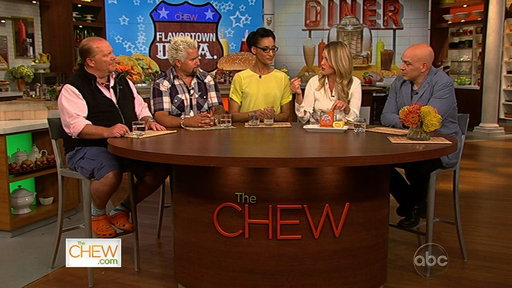 The Chew S02E160 Thu, May 23, 2013