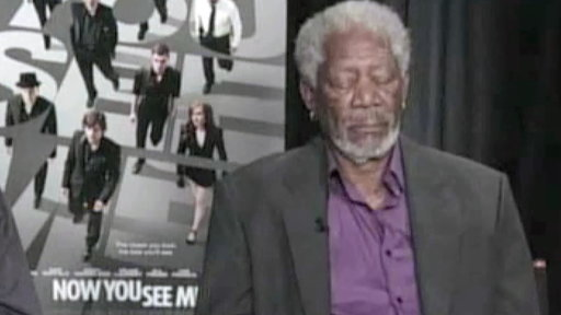 S0E523 Morgan Freeman Falls Asleep