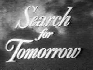 Search for Tomorrow tv show photo