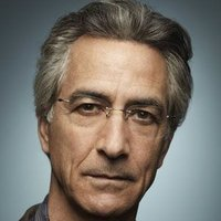 Dr. Leigh Rosen played by david_strathairn