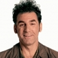 Cosmo Kramer played by Michael Richards