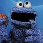 Cookie Monster played by Frank Oz