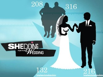 Shedding for the Wedding tv show photo