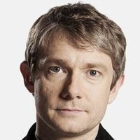 Dr. John Watsonplayed by Martin Freeman