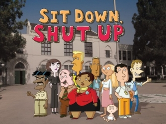 Sit Down, Shut Up tv show photo