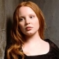 Claire Fisher played by Lauren Ambrose