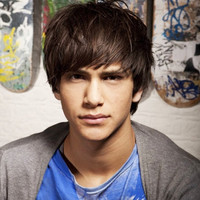 Freddie Mclair played by Luke Pasqualino