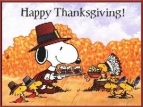 A Charlie Brown Thanksgiving TV Series