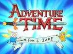 Adventure Time with Finn and Jake tv show