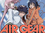 Air Gear (Dubbed) tv show photo