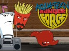 Aqua Teen Hunger Force TV Series