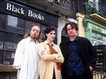 Black Books TV Series