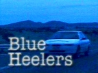 Blue Heelers TV Series