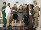Body of Proof TV Series