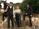 Edwardian Farm (UK) tv show photo