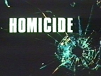 Homicide (AU) tv show photo