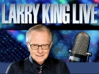 Larry King Live tv show photo