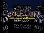 Late Show with David Letterman tv show photo