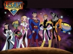 Legion of Super Heroes tv show photo