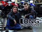 Long Way Round (UK) tv show photo