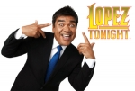 Lopez Tonight tv show photo