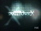 Murder in Small Town X TV Show